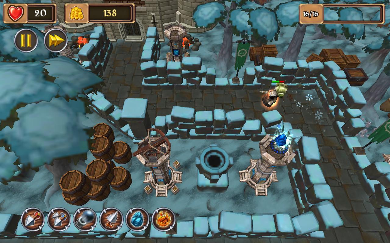 King's Guard TD screenshot