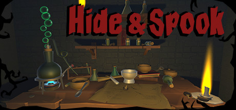 Hide & Spook: The Haunted Alchemist