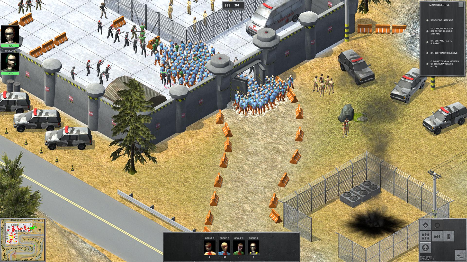 Dead Army - Radio Frequency screenshot