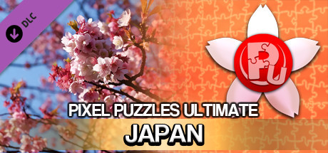 Jigsaw Puzzle Pack - Pixel Puzzles Ultimate: Japan