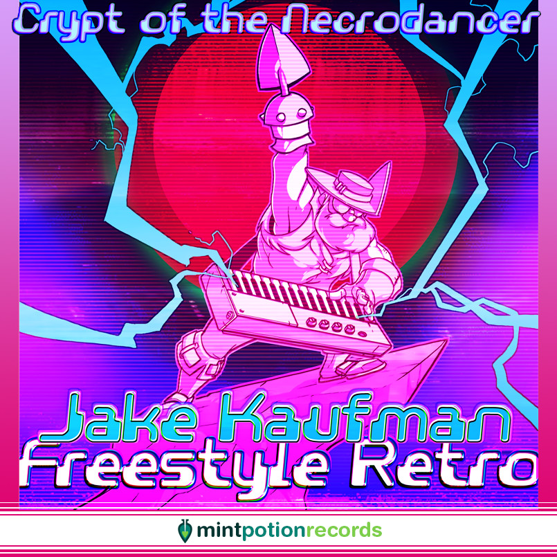 Crypt of the NecroDancer Extended Soundtrack 2 screenshot
