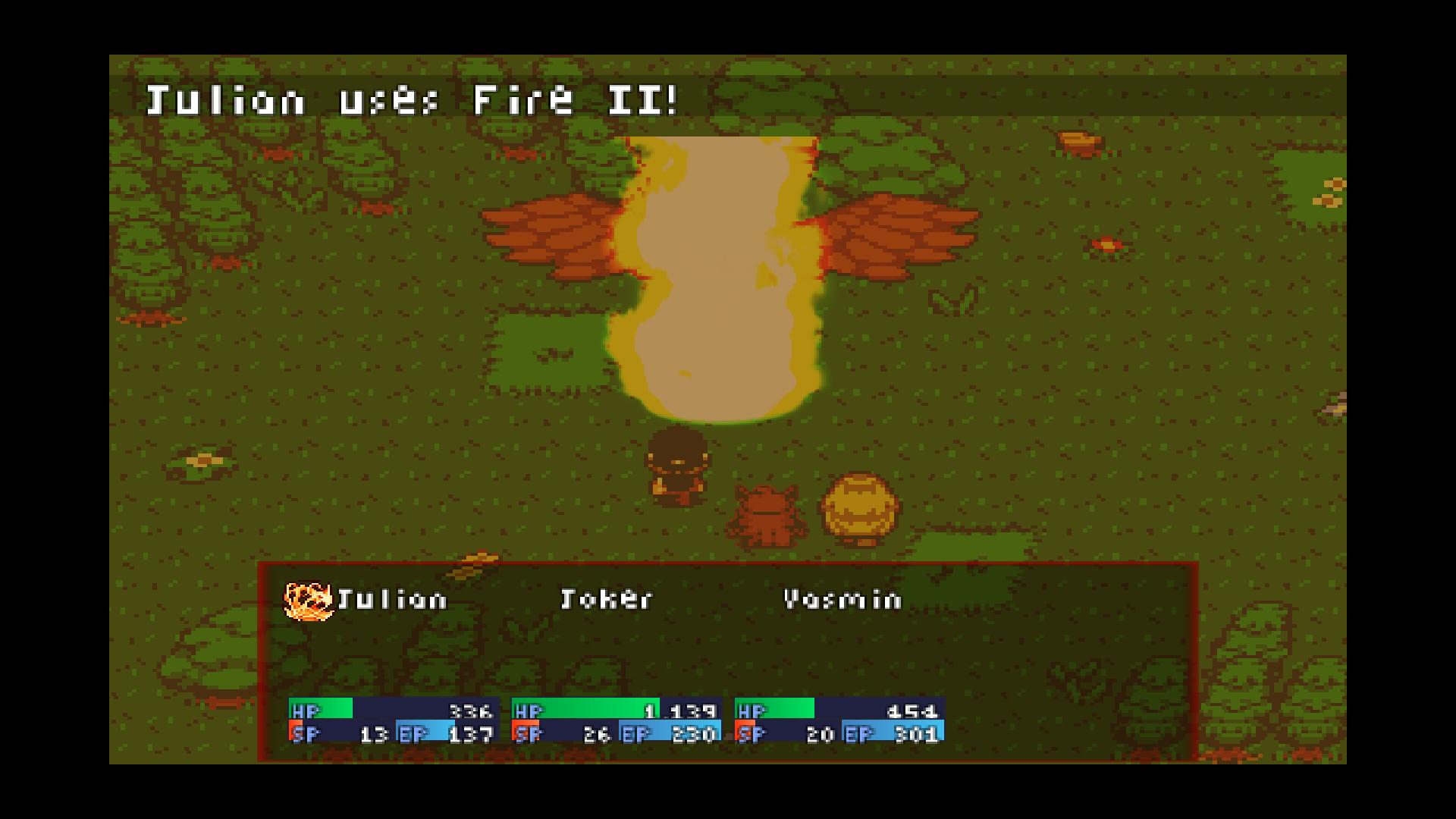 Rogue Port - Red Nightmare screenshot