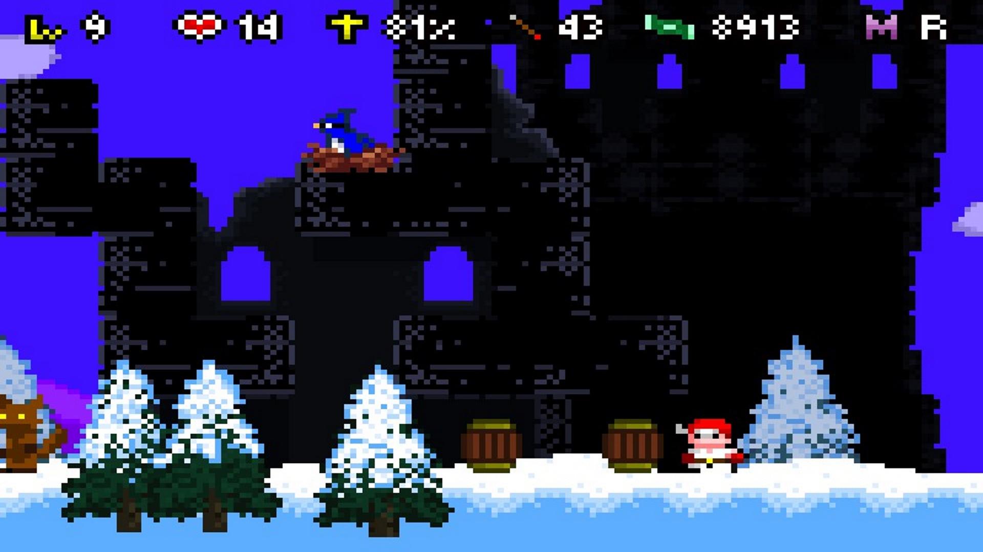 Just a Cleric screenshot