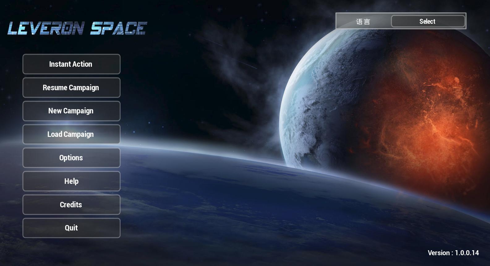 Leveron Space (CHN/ENG) [L]