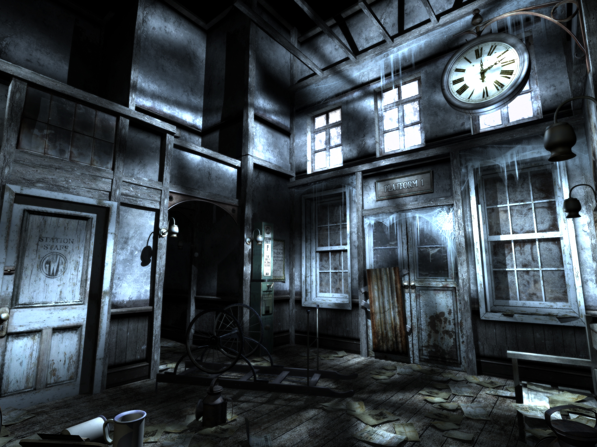 Dark Fall: Lost Souls screenshot