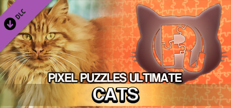 Jigsaw Puzzle Pack - Pixel Puzzles Ultimate: Cats