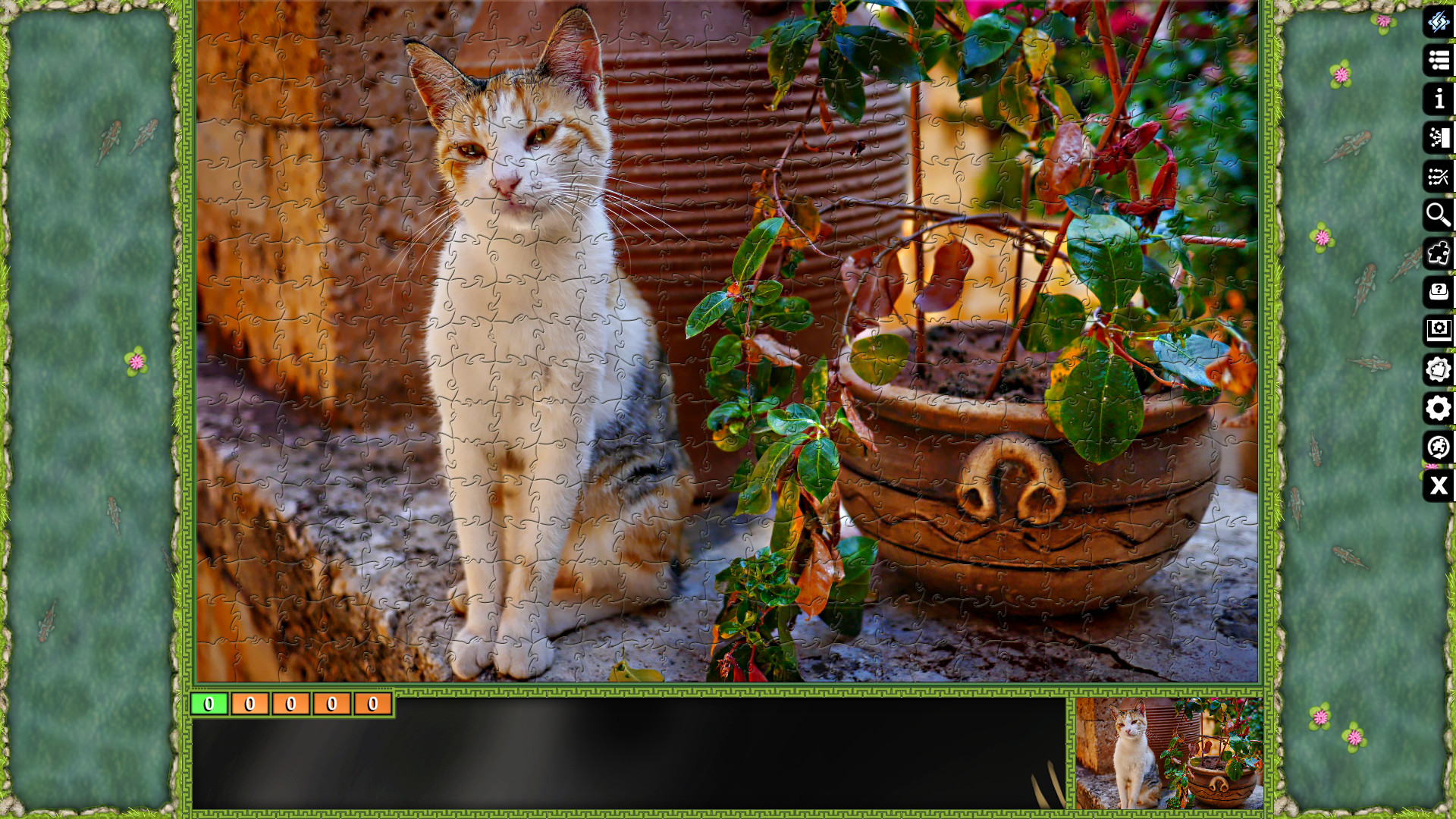 Jigsaw Puzzle Pack - Pixel Puzzles Ultimate: Cats screenshot