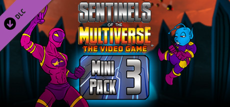 Sentinels of the Multiverse - Mini-Pack 3