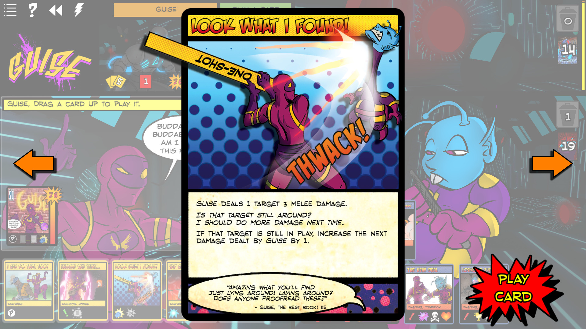 Sentinels of the Multiverse - Mini-Pack 3 screenshot