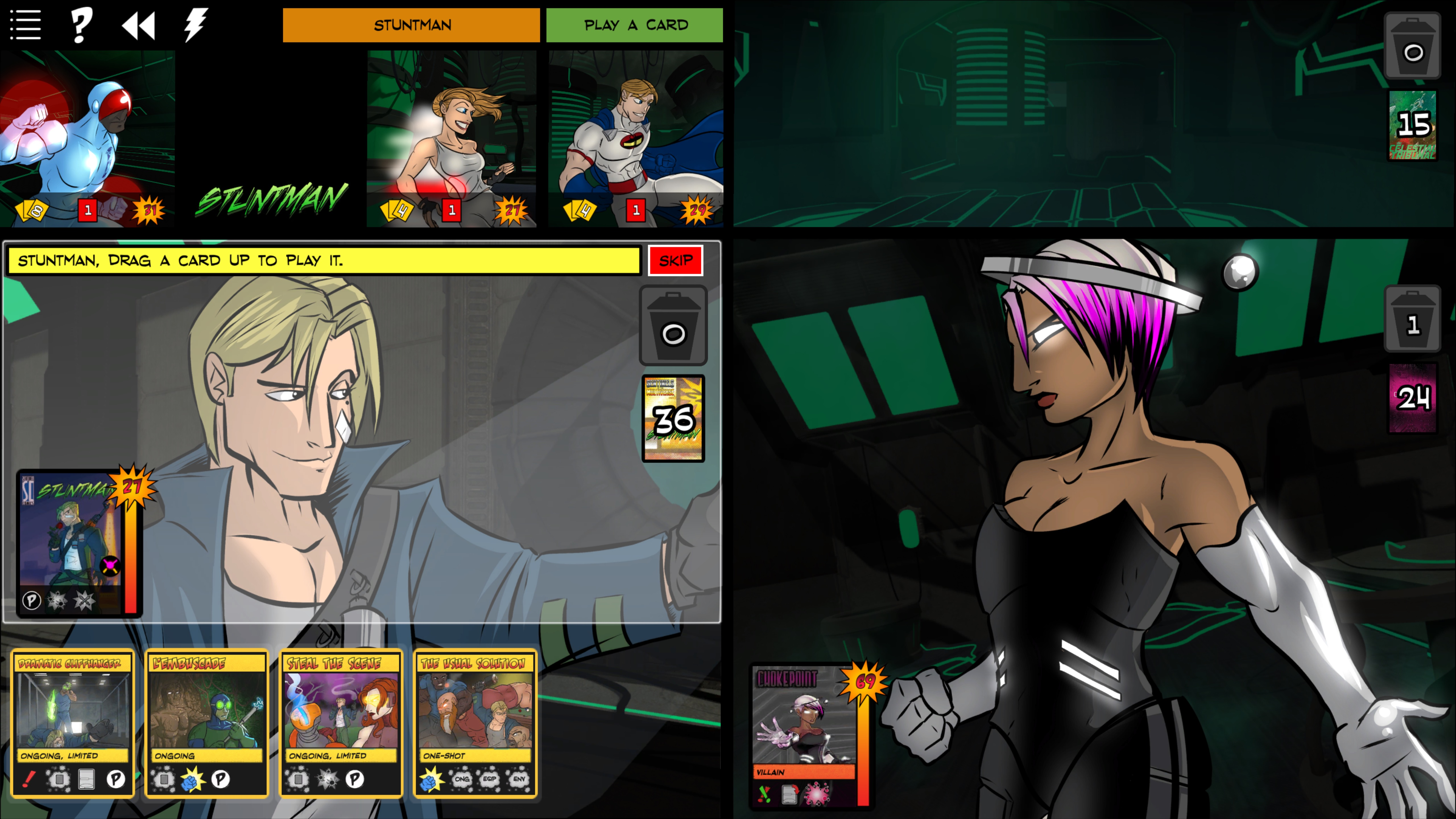 Sentinels of the Multiverse - Mini-Pack 4 screenshot