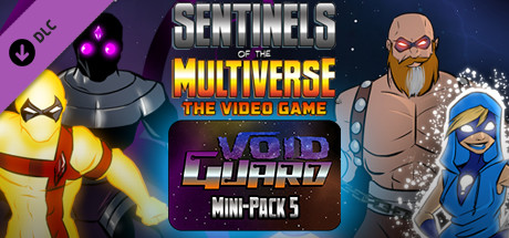 Sentinels of the Multiverse - Mini-Pack 5: Void Guard