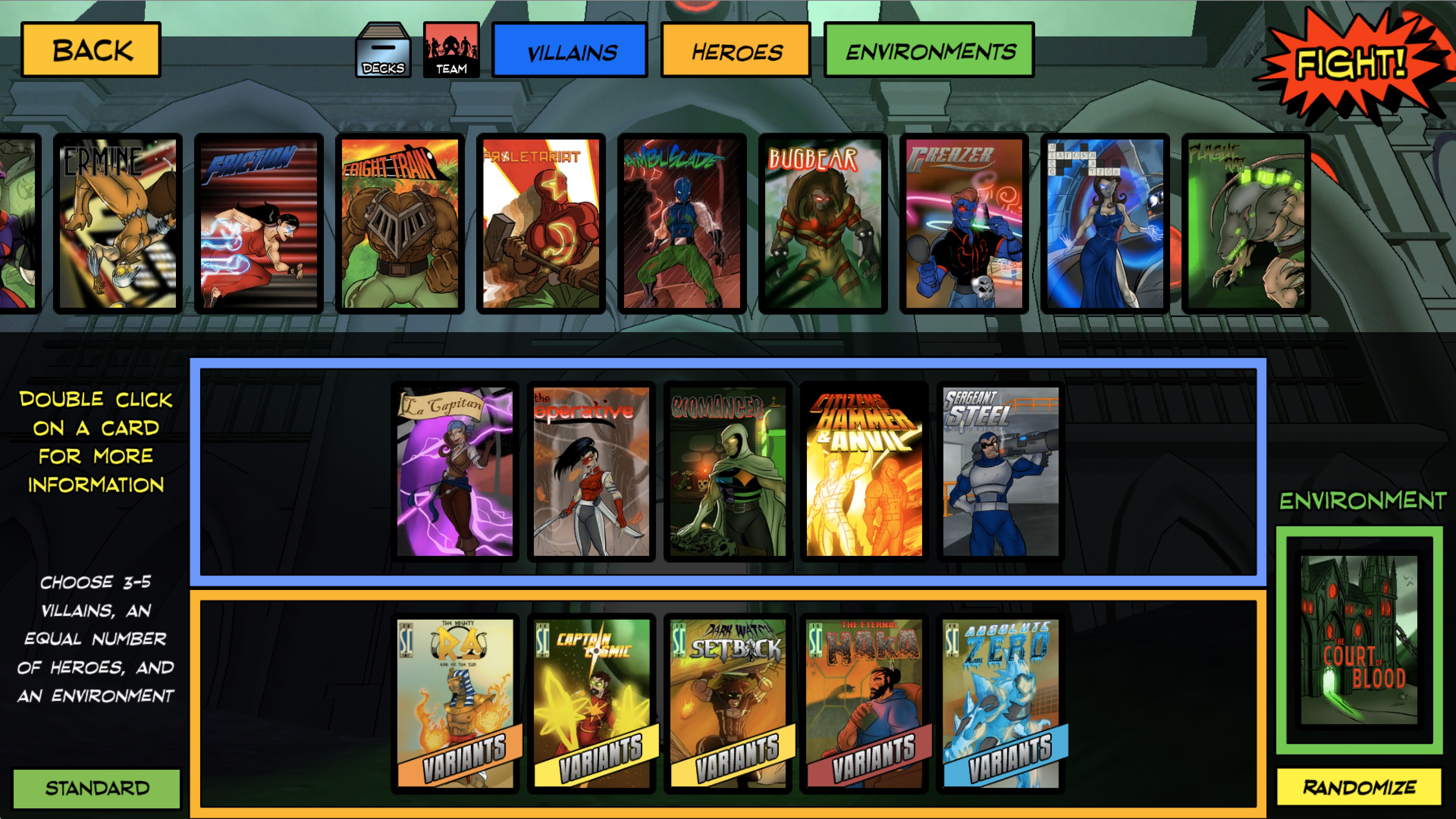 Sentinels of the Multiverse - Soundtrack (Volume 7) screenshot