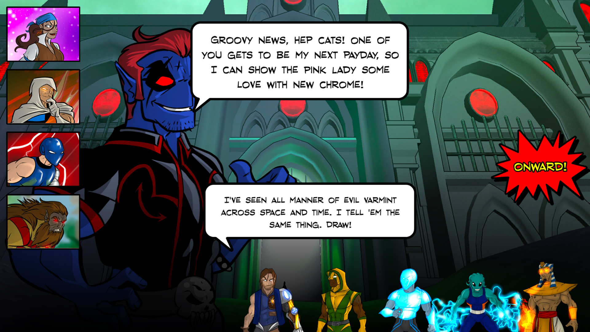 Sentinels of the Multiverse - Soundtrack (Volume 7) screenshot