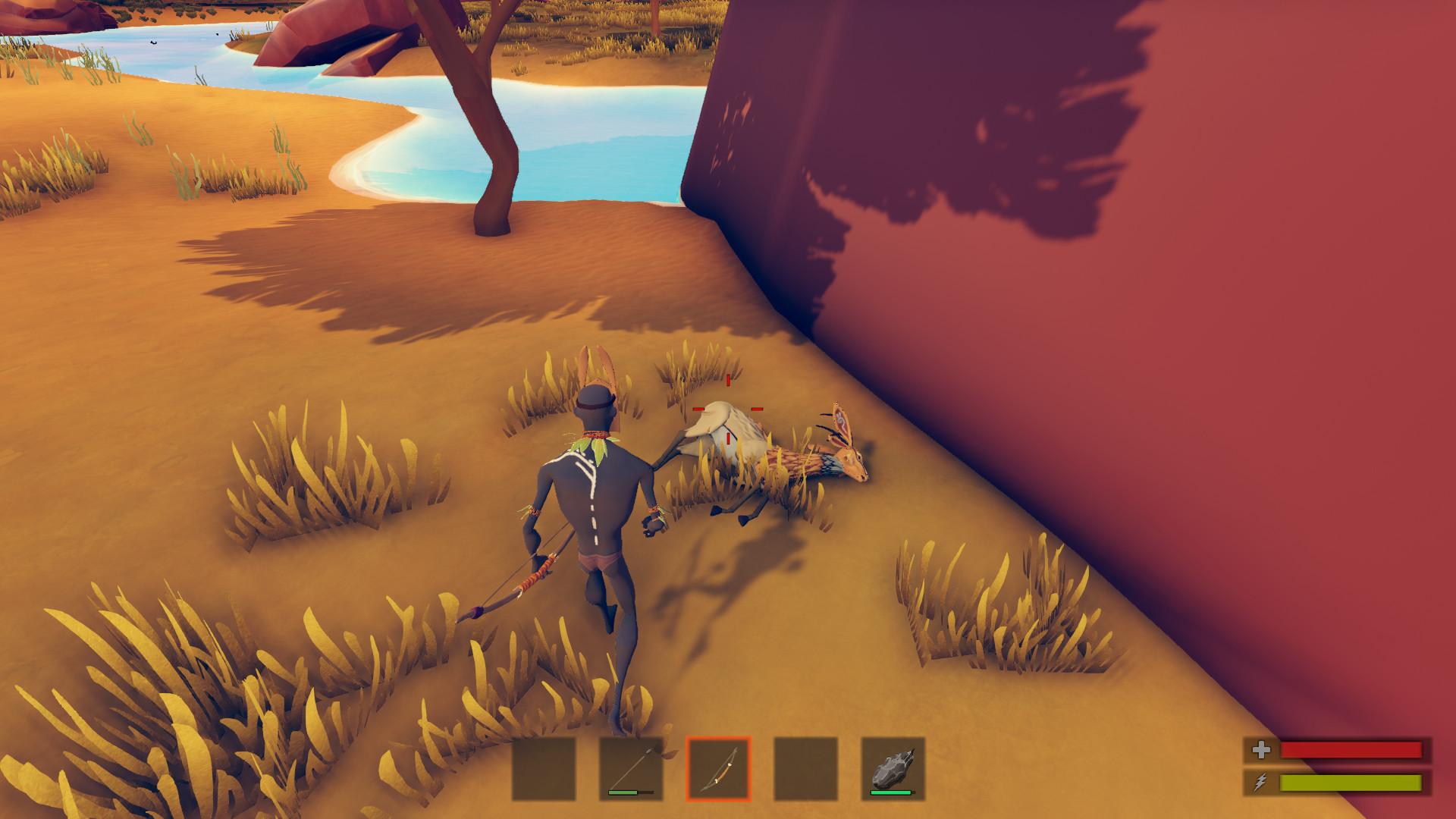 TITANS: Dawn of Tribes screenshot