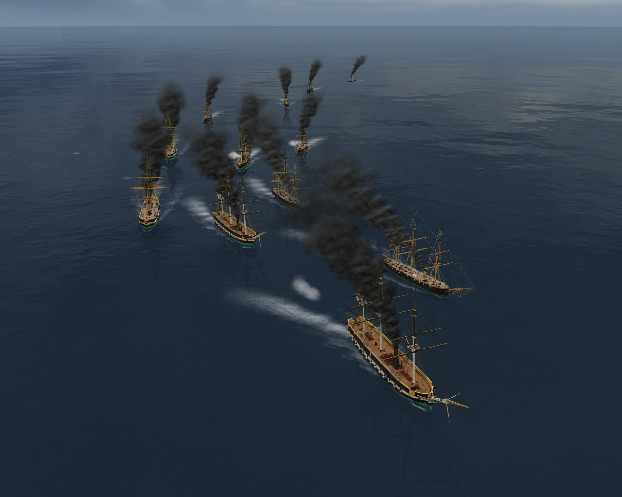 Ironclads: Schleswig War 1864 screenshot