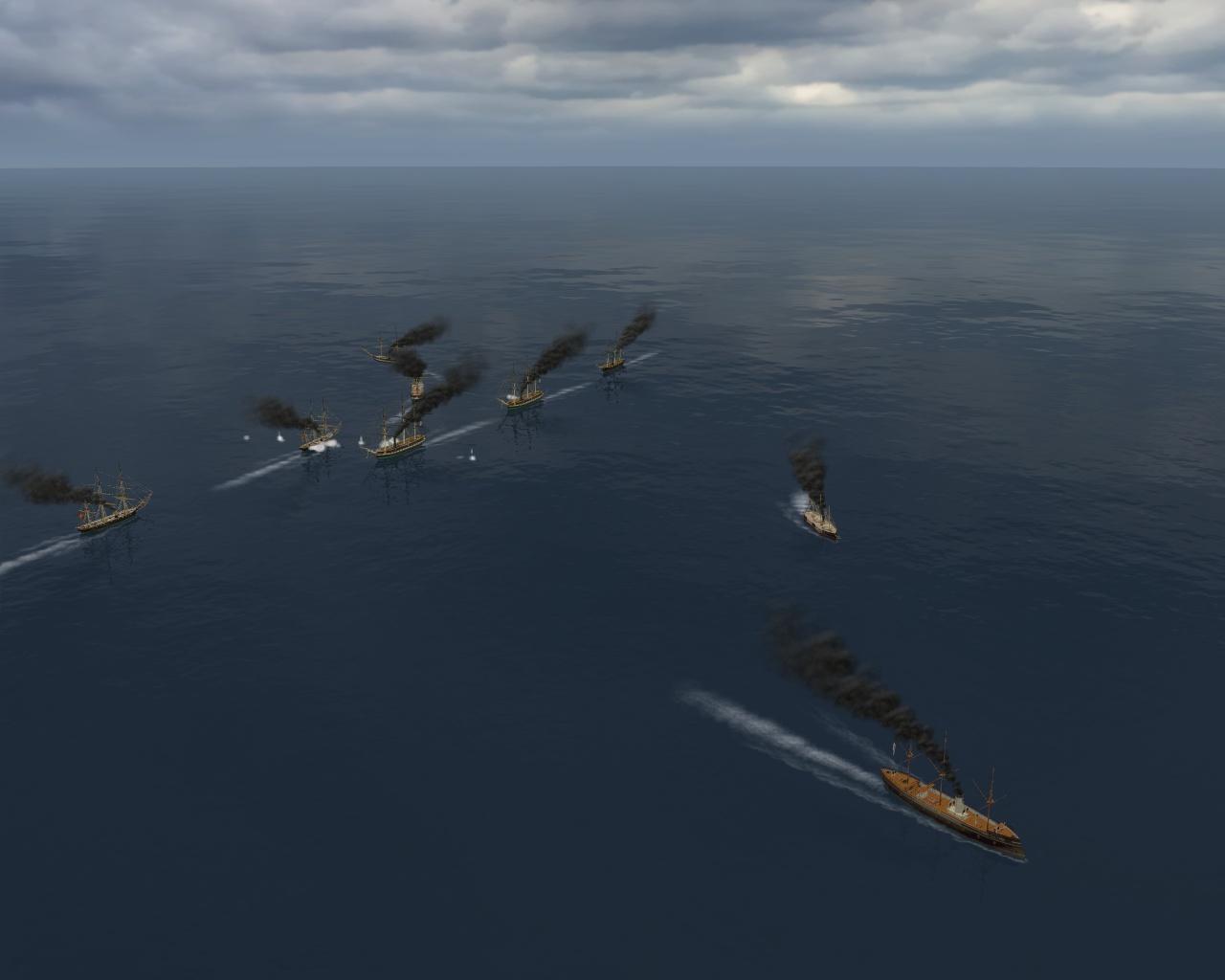 Ironclads: Schleswig War 1864 screenshot