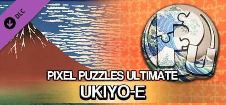 Jigsaw Puzzle Pack - Pixel Puzzles Ultimate: Ukiyo-e