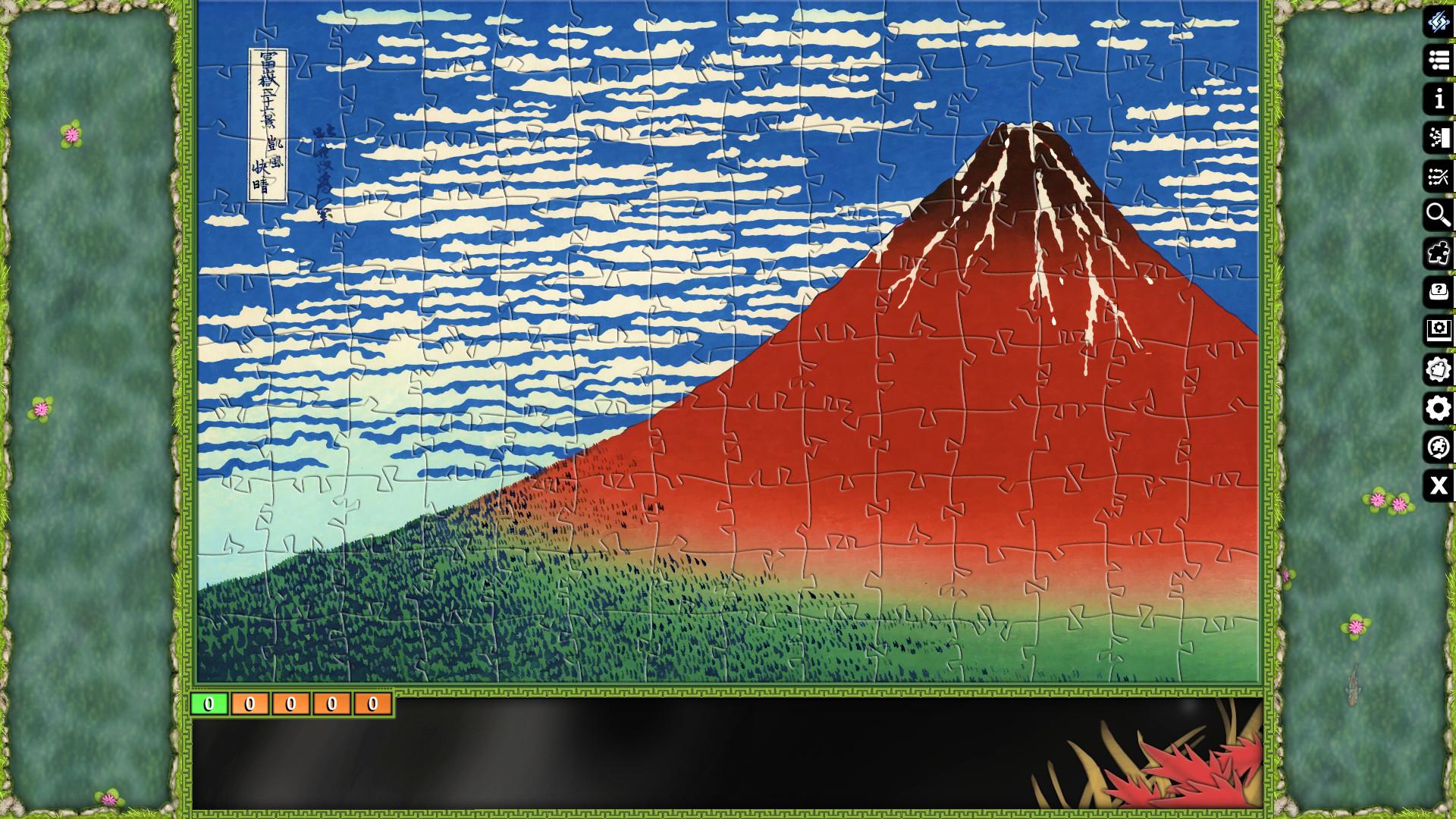 Pixel Puzzles Ultimate - Puzzle Pack: Ukiyo-e screenshot