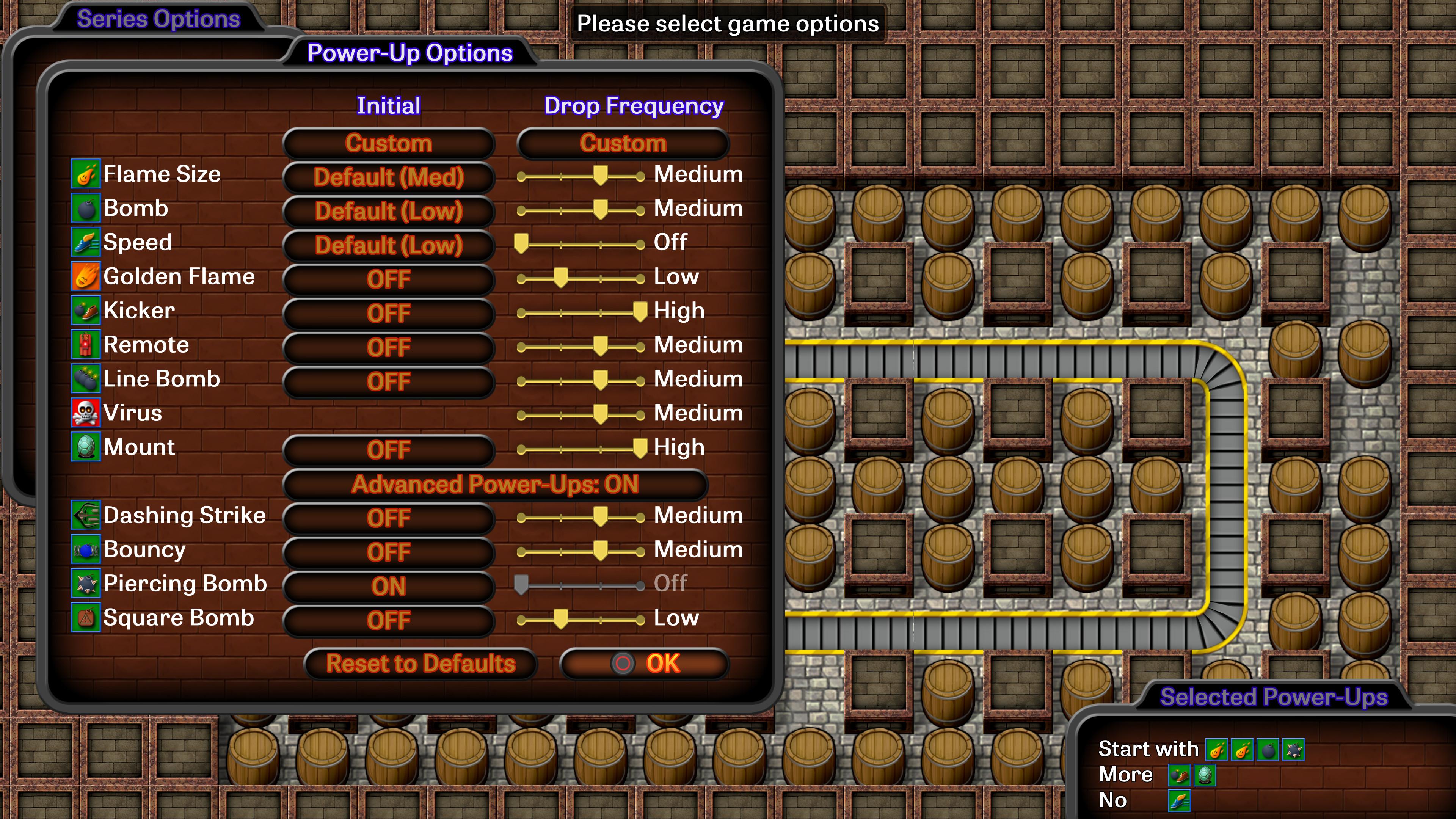 Splody screenshot