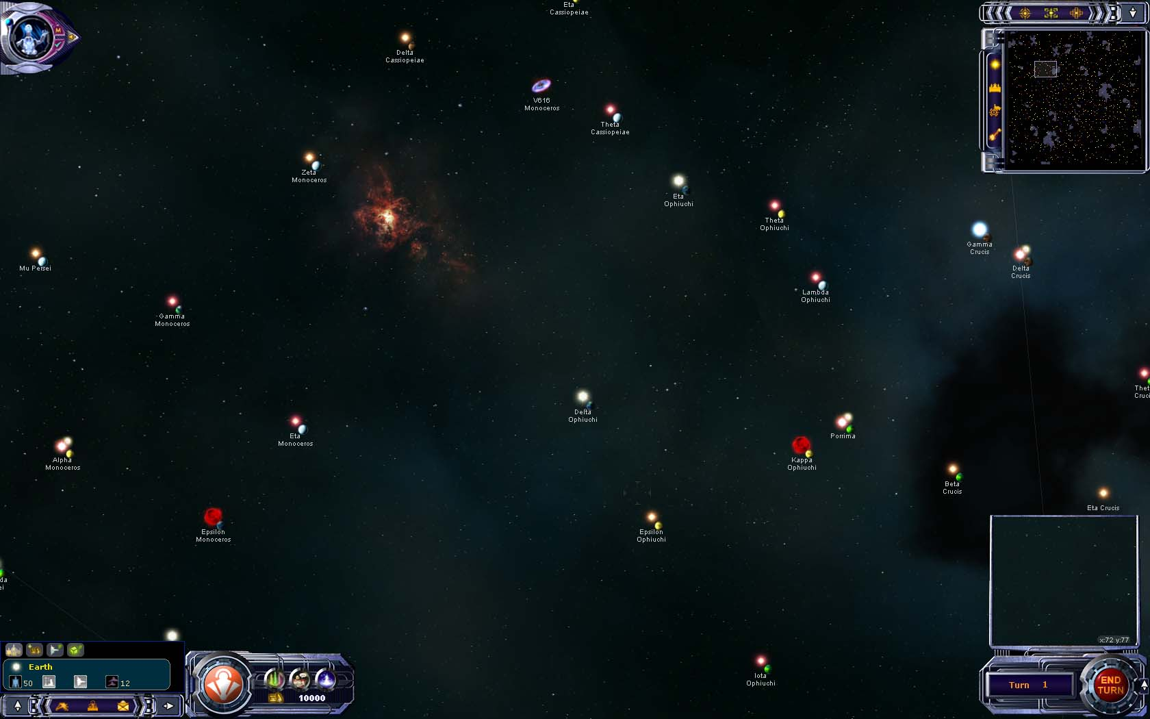 Armada 2526 screenshot