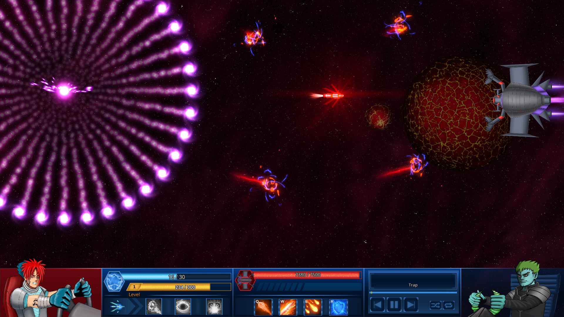 Survive in Space screenshot