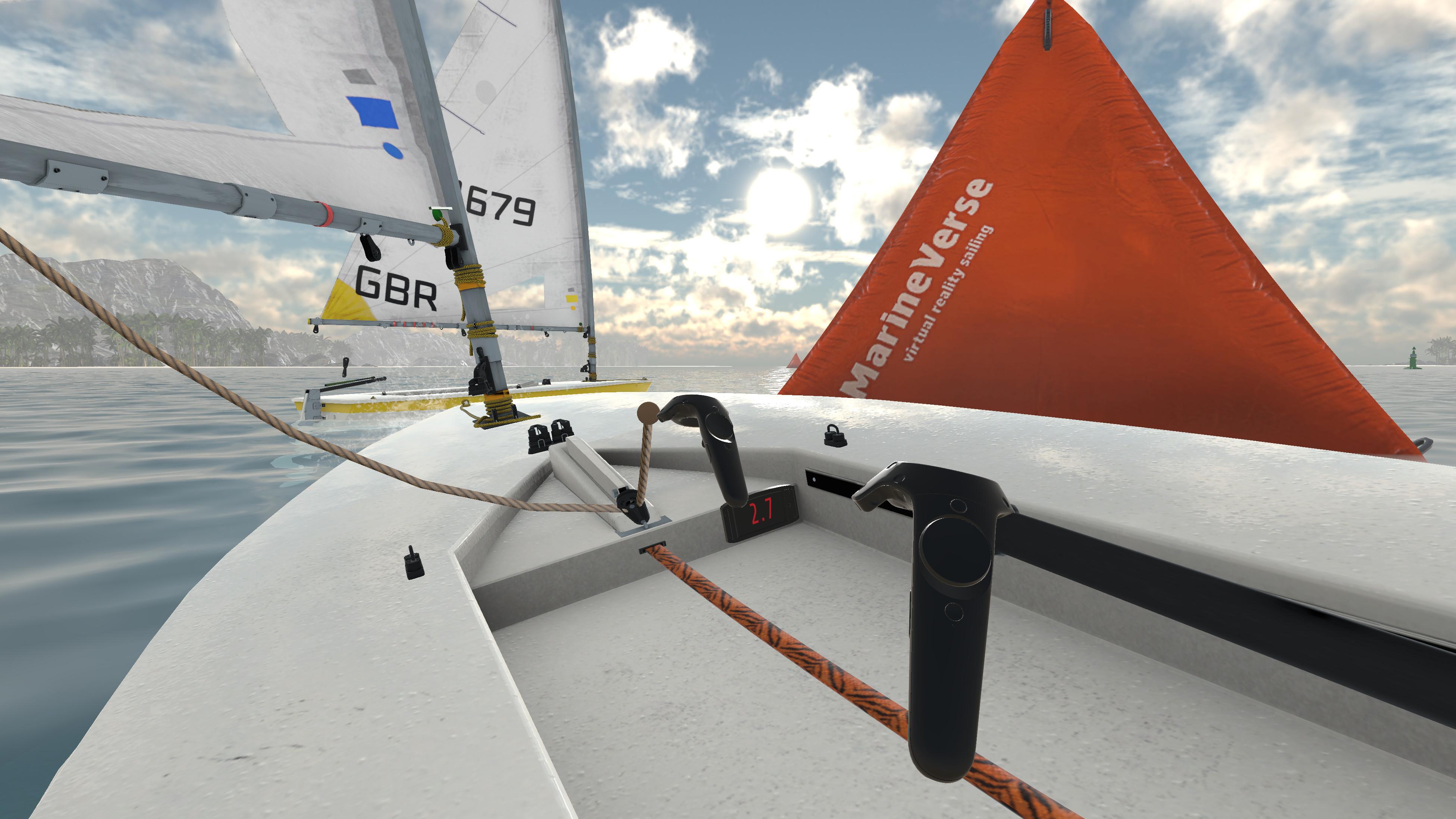 VR Regatta - The Sailing Game screenshot
