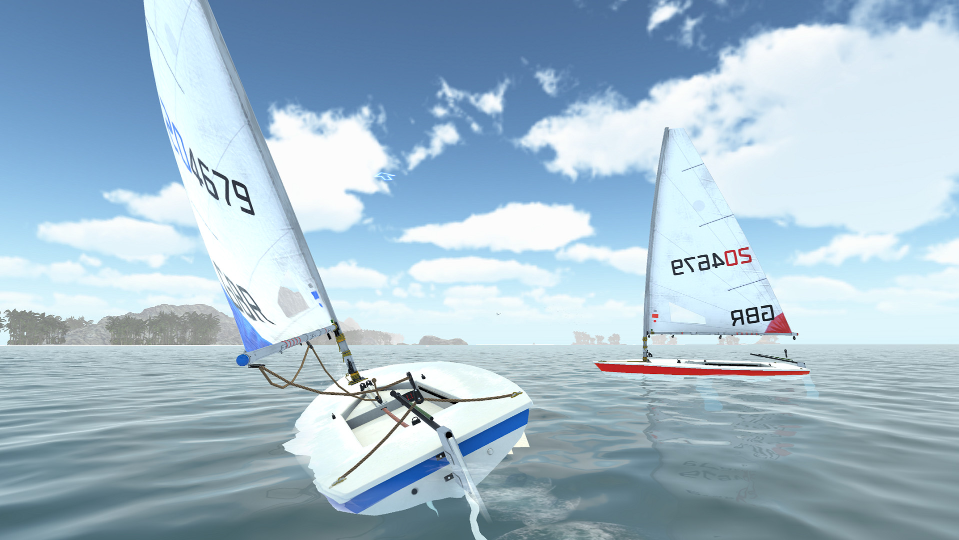 VR Regatta - The Sailing Game screenshot