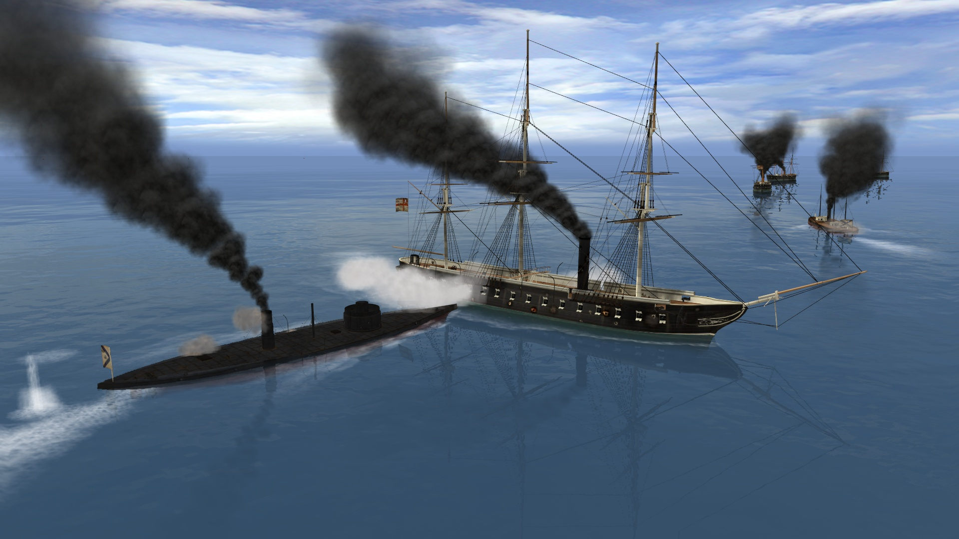 Ironclads: Anglo Russian War 1866 screenshot