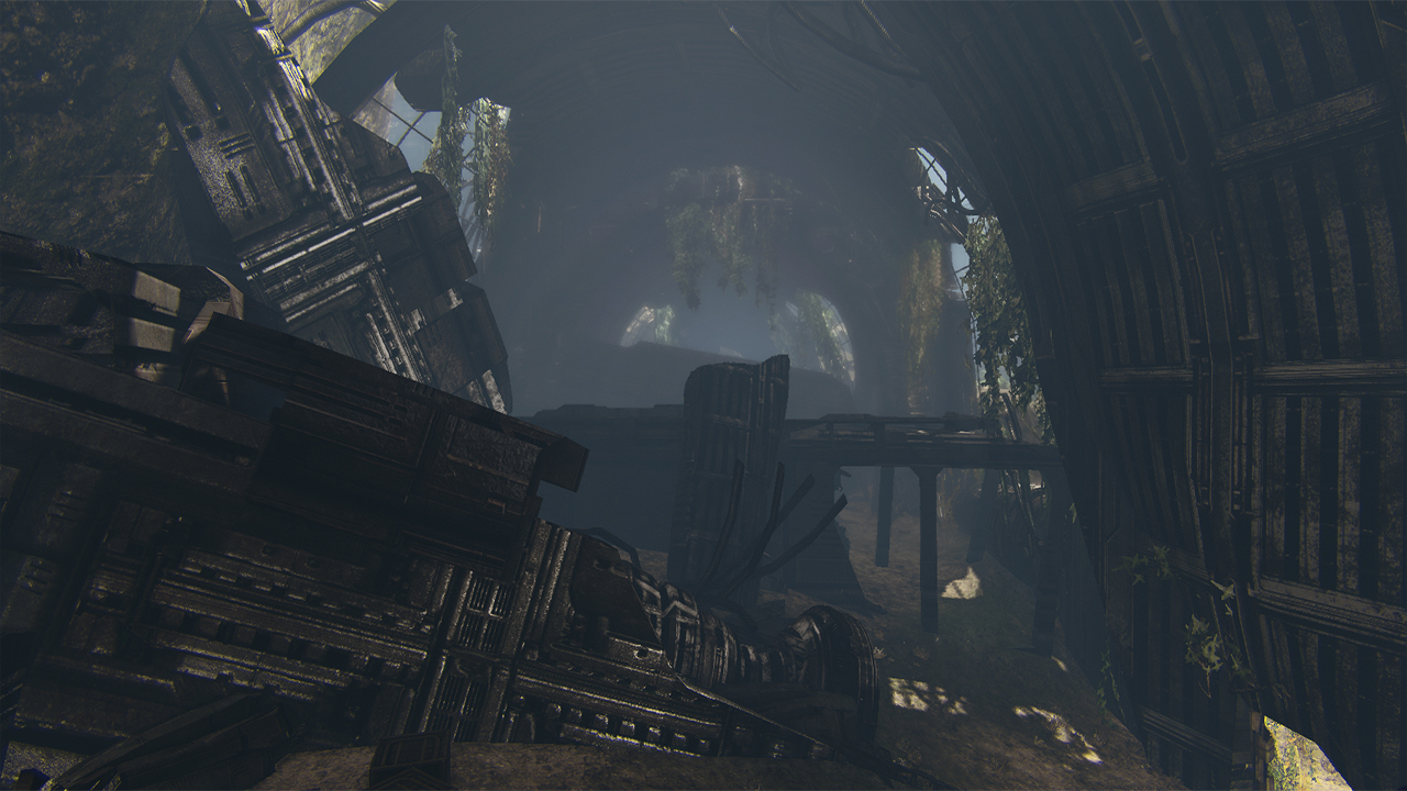 De-Void screenshot