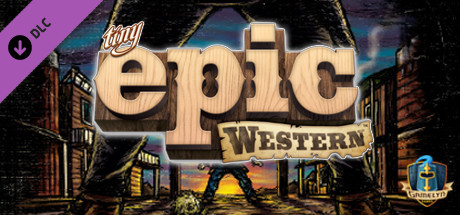 Tabletop Simulator - Tiny Epic Western-cover