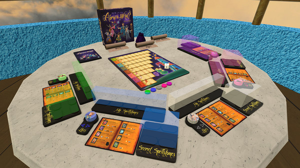 Tabletop Simulator Abraca What Free Download PC