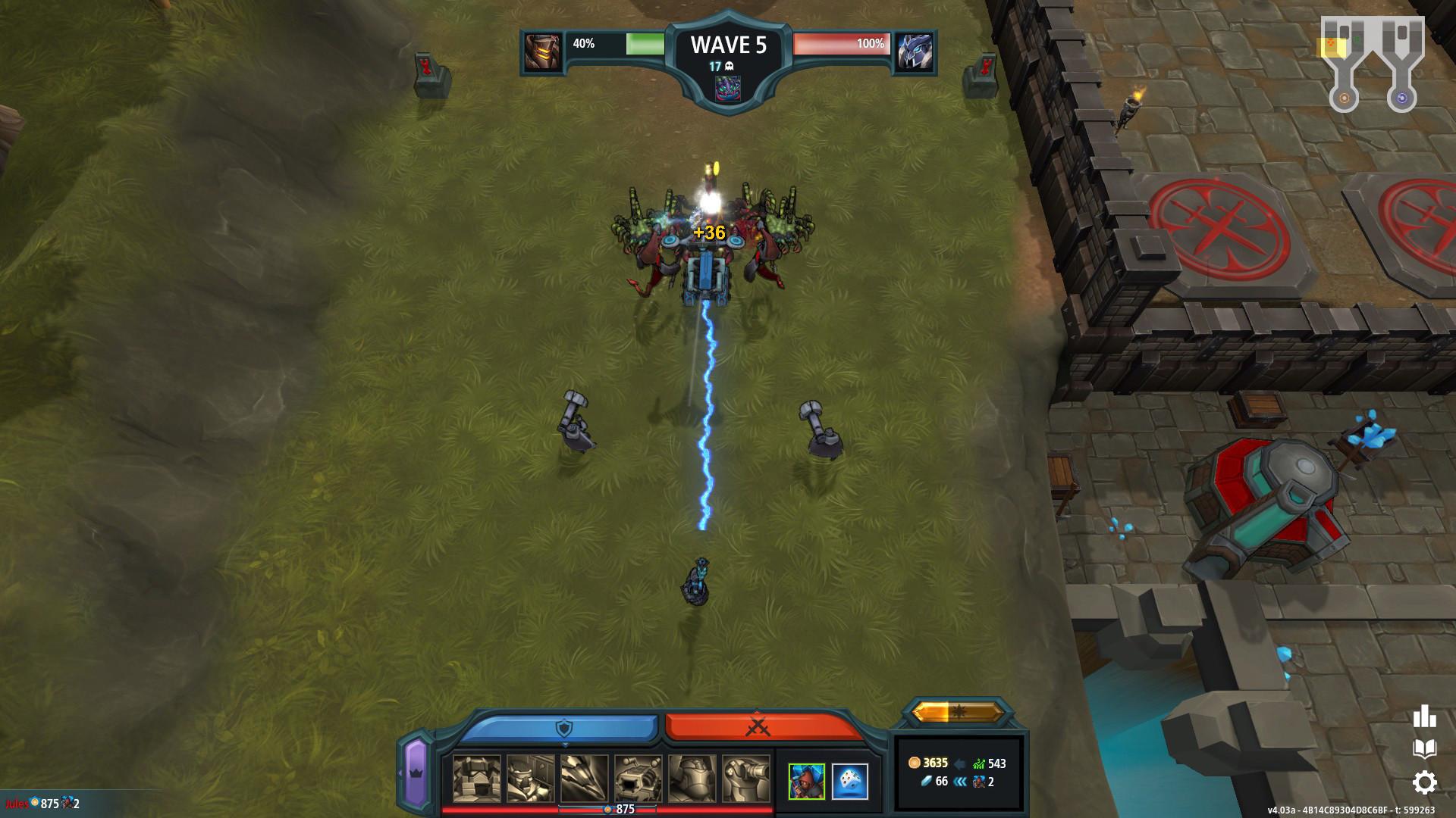 Legion TD 2 - Multiplayer Tower Defense screenshot