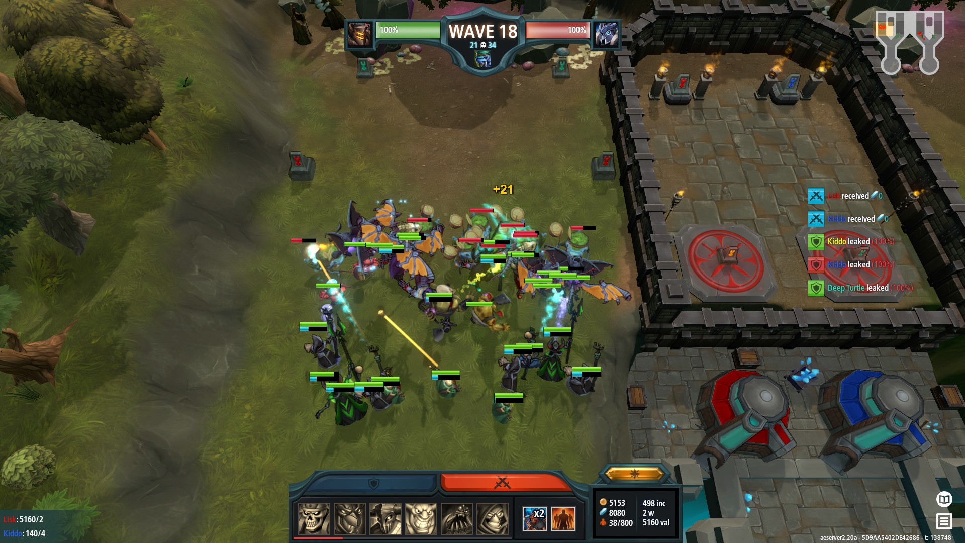 Legion TD 2 screenshot