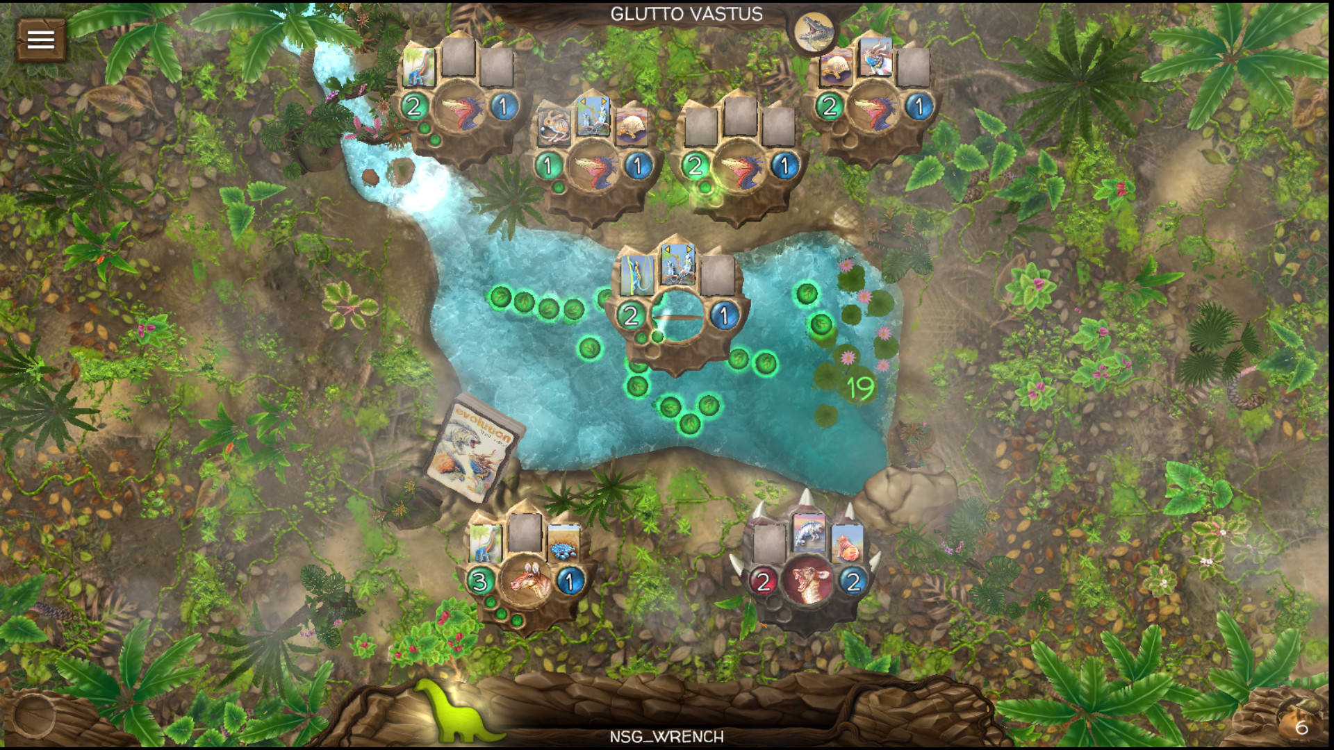 Evolution Board Game screenshot