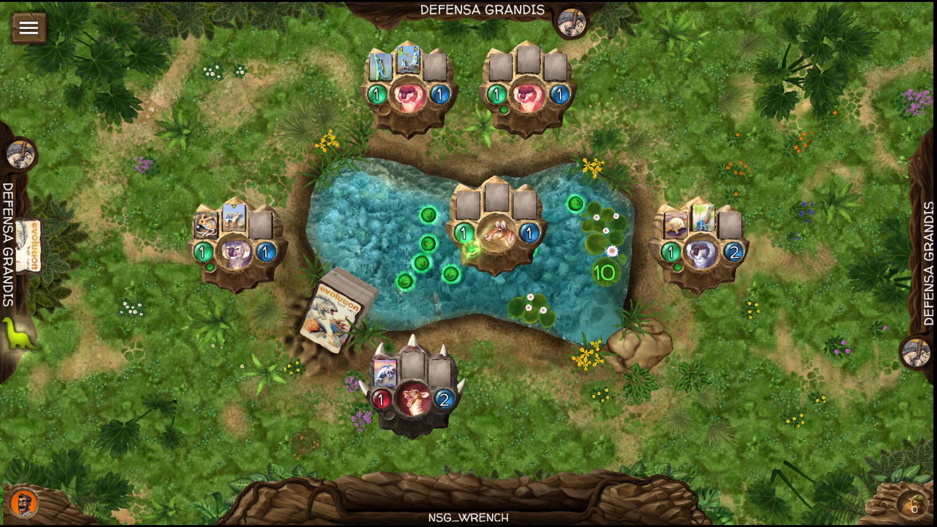Evolution : The Video Game screenshot