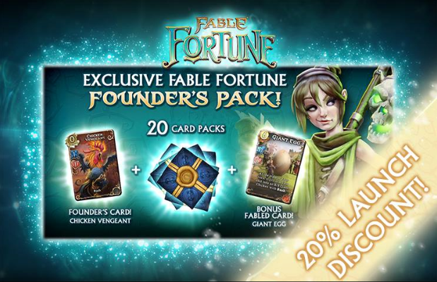Fable Fortune Leaving Early Access This Week