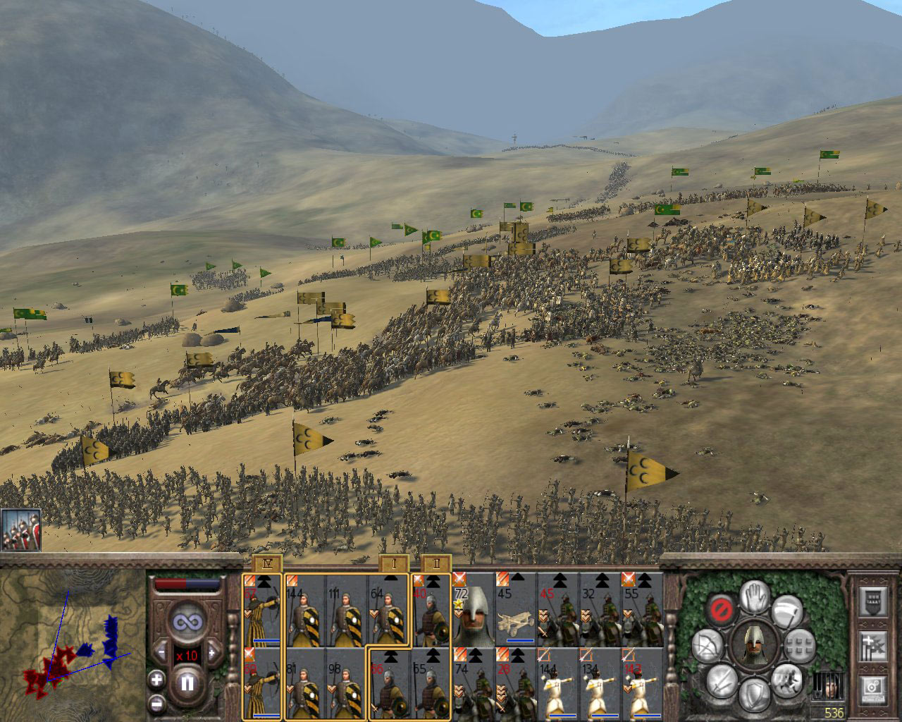 Medieval II: Total War screenshot