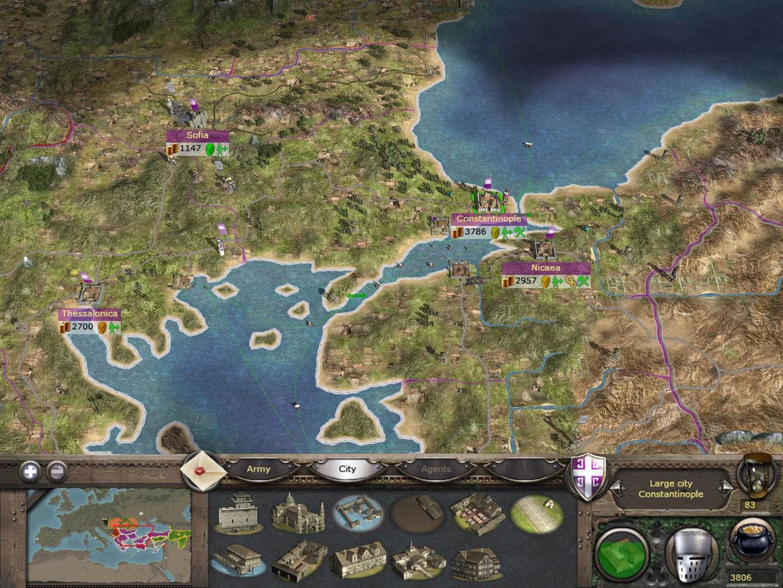 Скачать игру Medieval 2 Total War торрент
