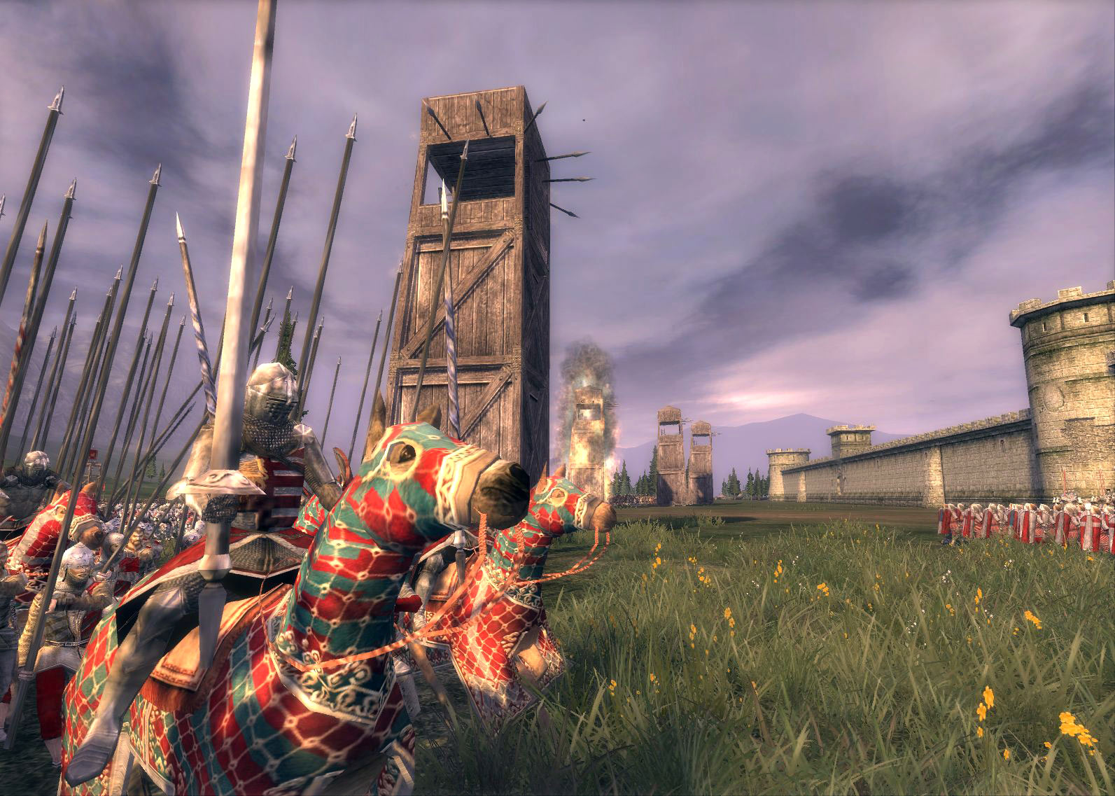 Total War: MEDIEVAL II – Definitive Edition screenshot