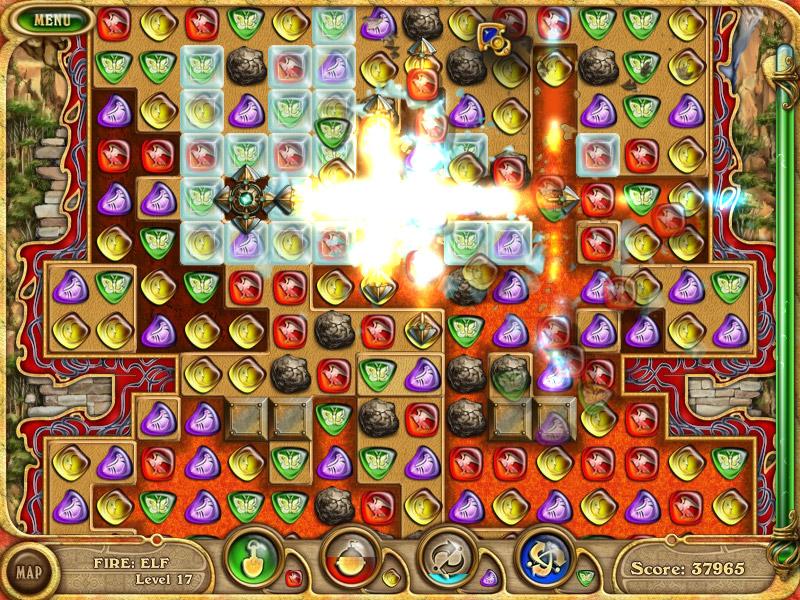 4 Elements screenshot