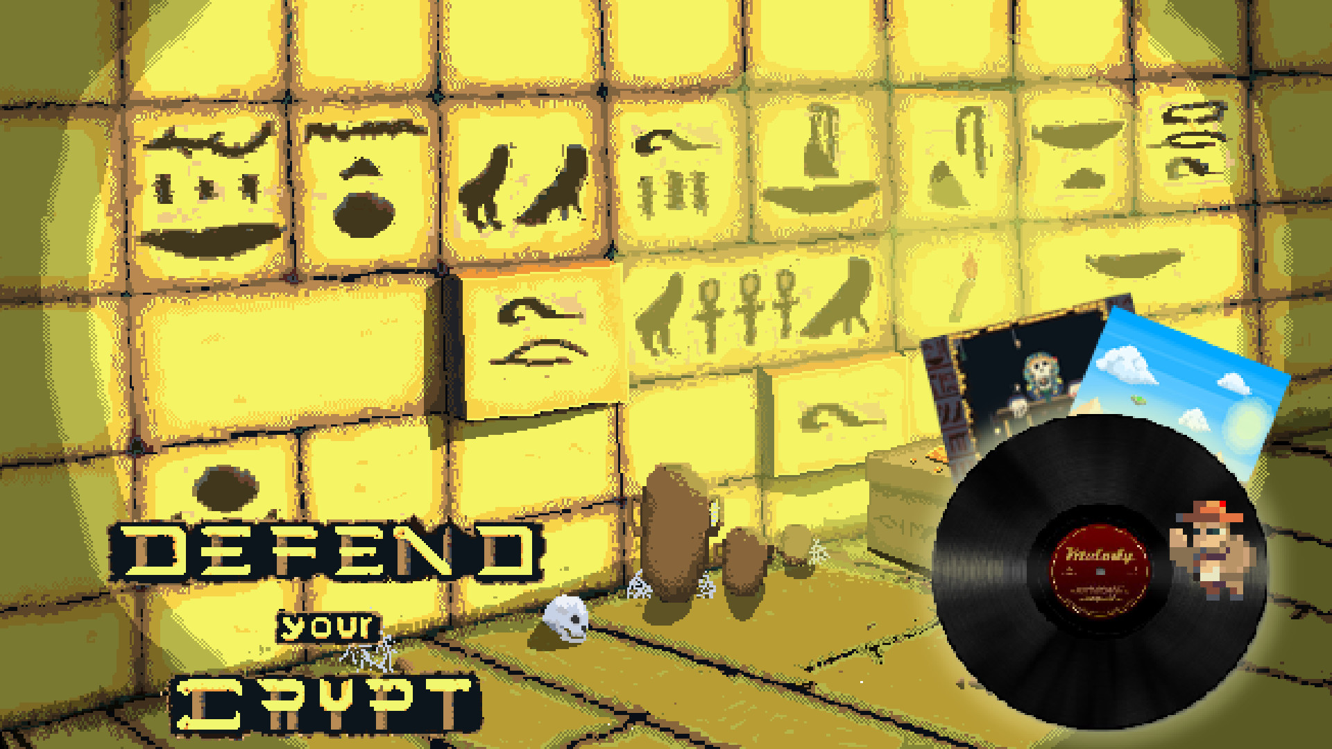 Defend Your Crypt: Soundtrack + Extras screenshot