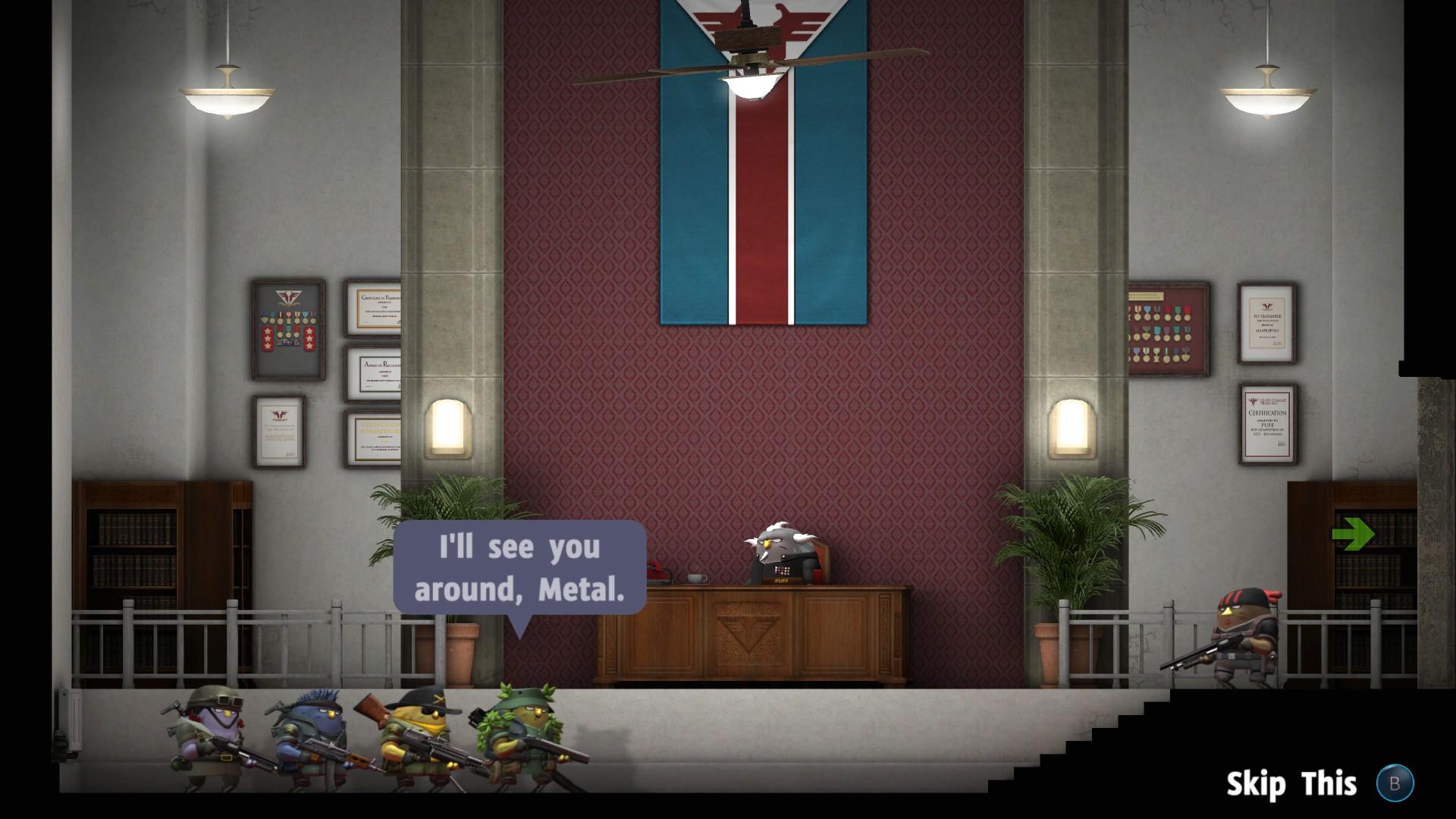 Rocketbirds 2 Evolution screenshot