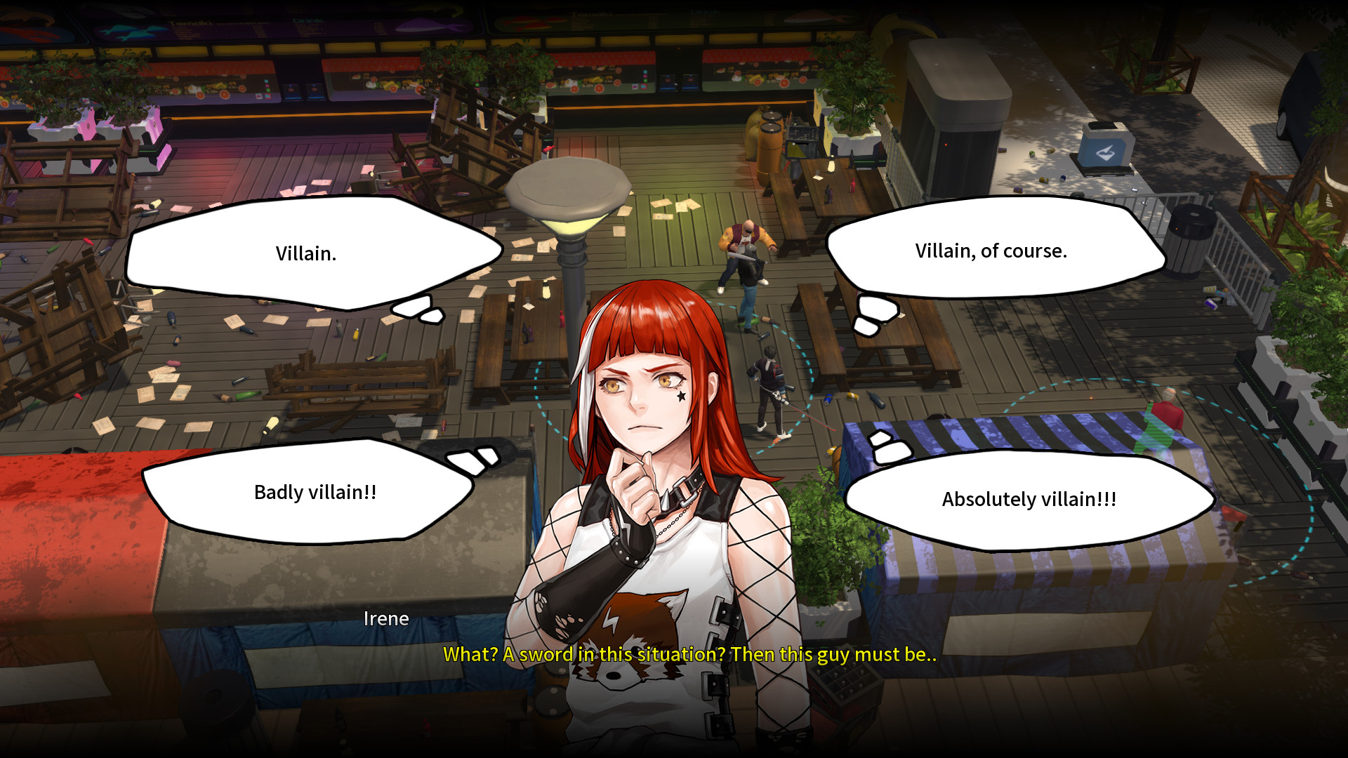 Troubleshooter screenshot