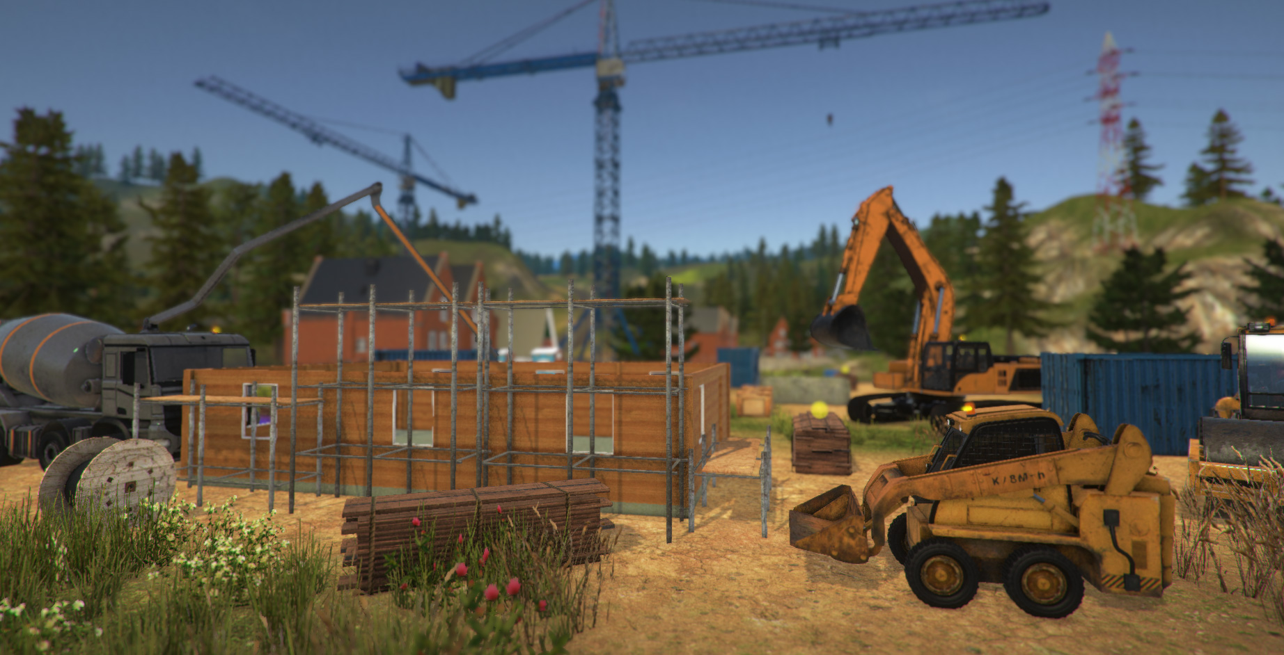 Demolish and Build Company 2017 Screenshot 2