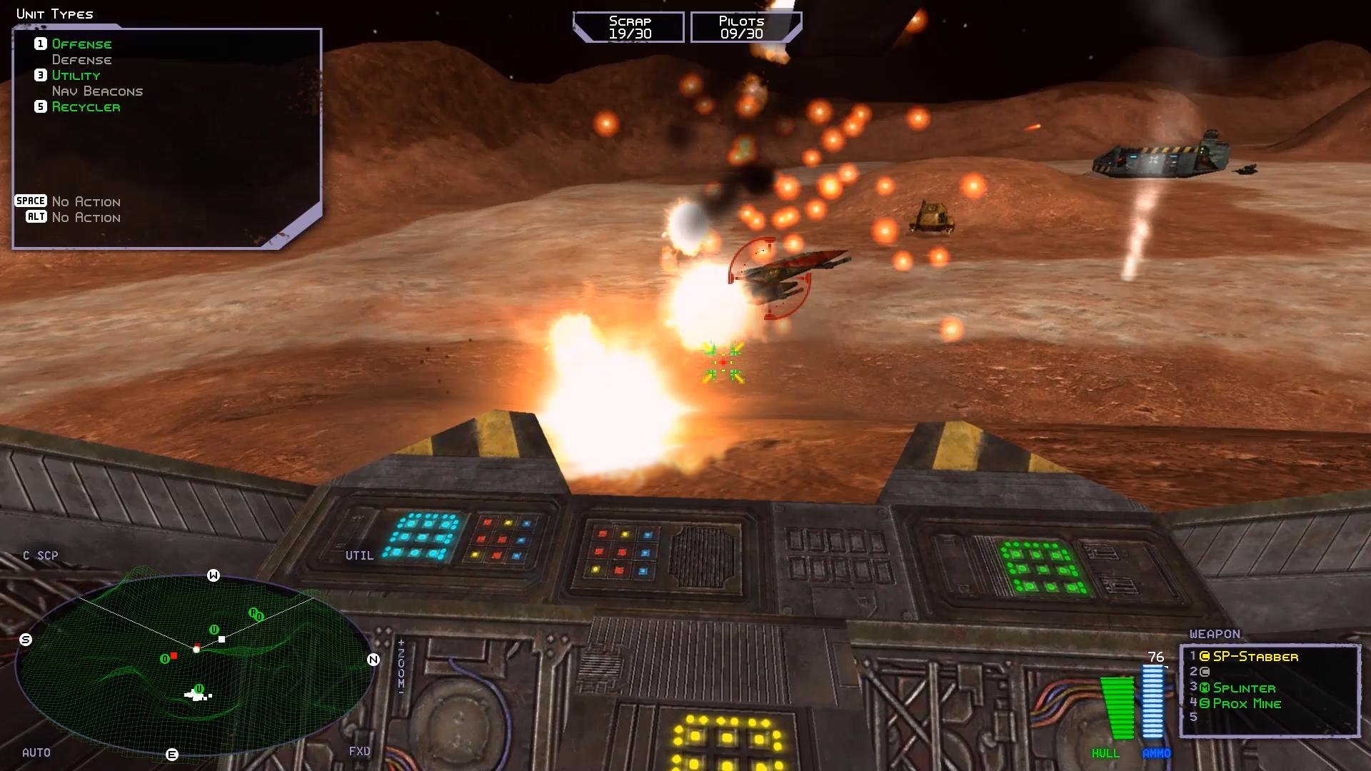 Battlezone 98 Redux - The Red Odyssey screenshot