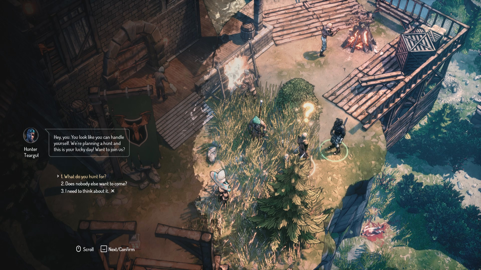 Seven: Enhanced Edition screenshot