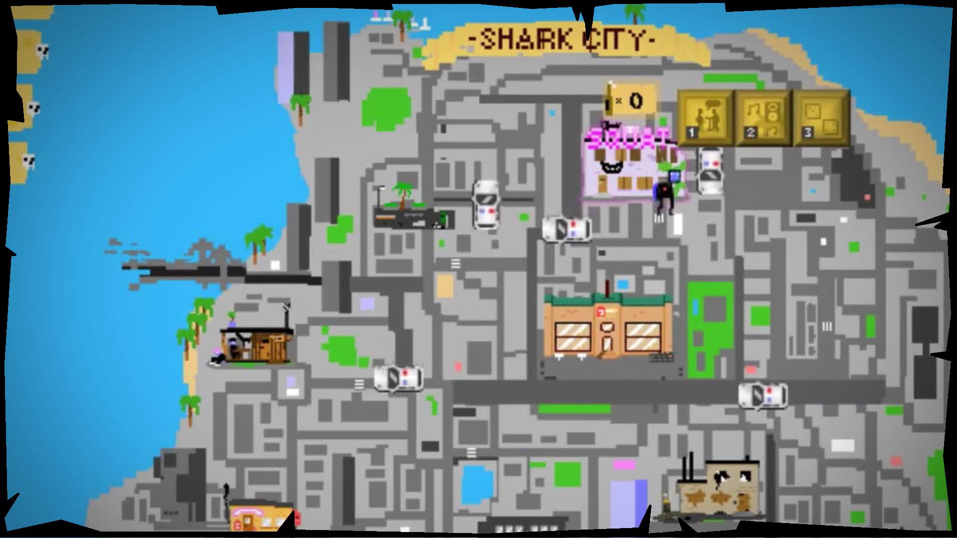 Urban Pirate screenshot