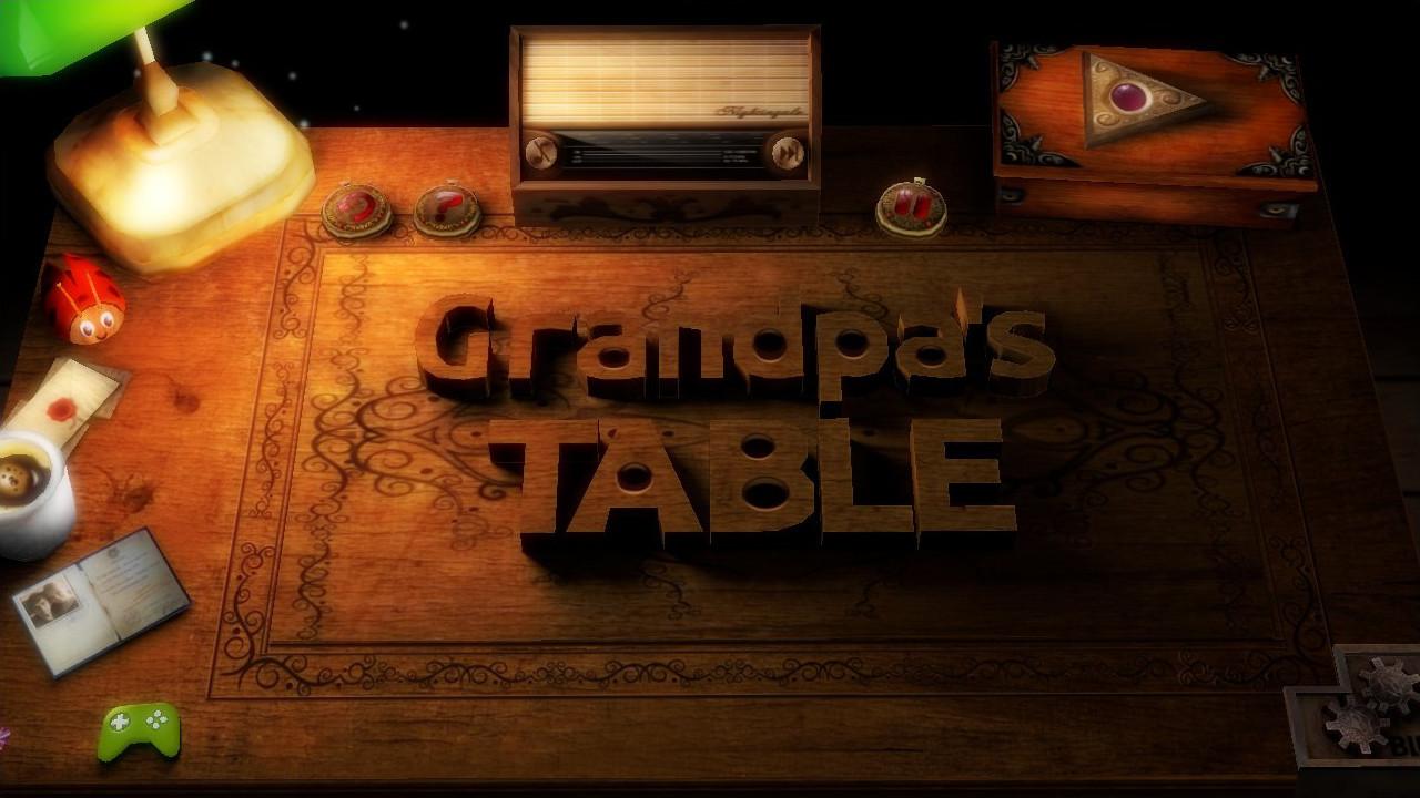 Grandpa's Table screenshot