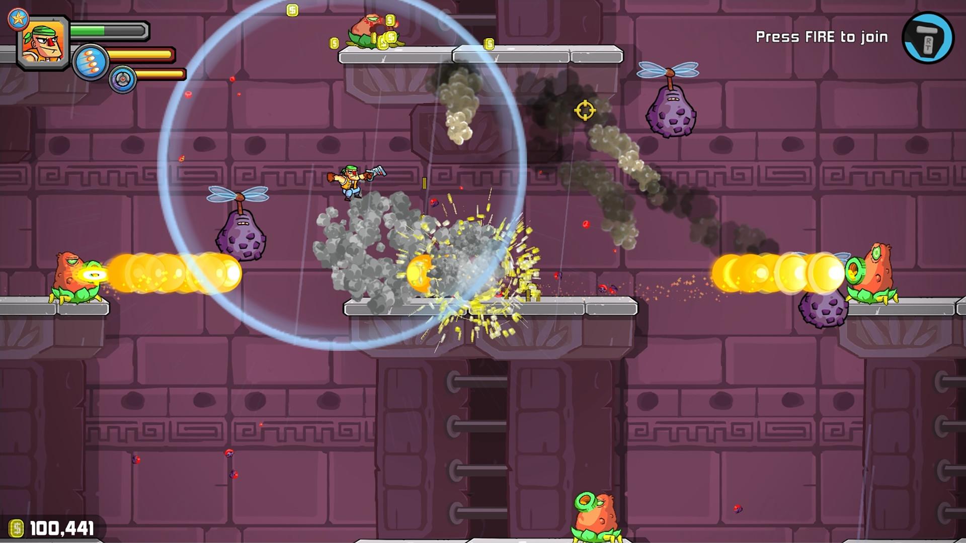 Greedy Guns screenshot