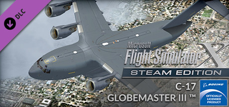 FSX Steam Edition: C-17 Globemaster III Add-On
